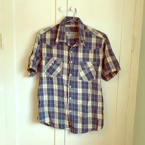 Men's Paper Denim&Cloth button down